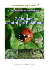 Fichier PDF 7 astuces naturelles contre les pucerons
