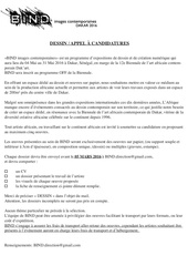 appel a candidature dessin fiche v