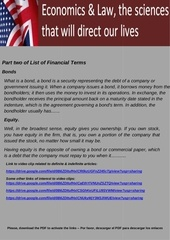 2 list of financial terms