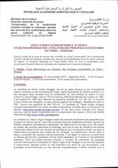 consultation n 02 2016