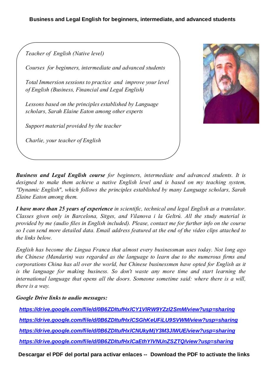 Aperçu du document Classes of Business and Legal English.pdf - page 1/1