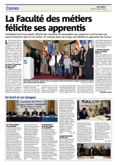 remise diplome fac des metiers
