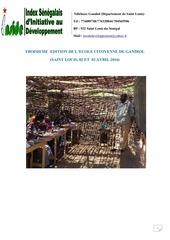 troisieme edition de l ecole citoyenne de gandiol