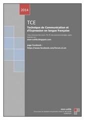 Fichier PDF tce
