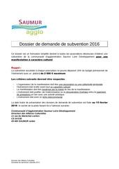 Fichier PDF dossier subv culturelle 2016