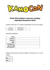 Fichier PDF fiche inscription individuel