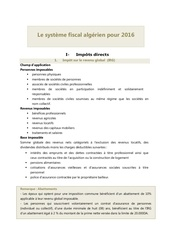 le systeme fiscal algerien 2016 pdf version 1