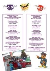programme clubs enfants fevrier 20162