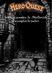 Fichier PDF dans les catacombes de melderith