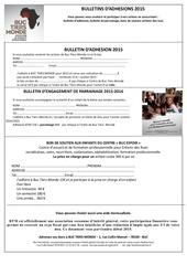 bulletinadhesion