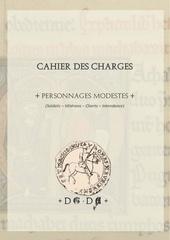 Fichier PDF cdc personnage modeste