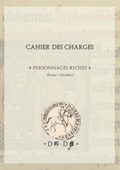 Fichier PDF cdc personnage riche