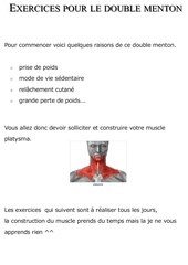 Fichier PDF double menton