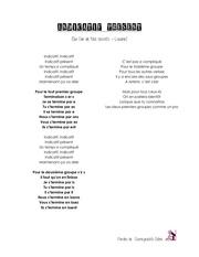 lyrics pedagogie l indiactif present