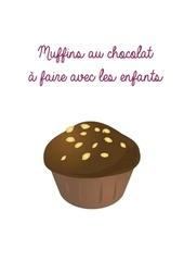 Fichier PDF muffins au chocolat a faire avec les enfants