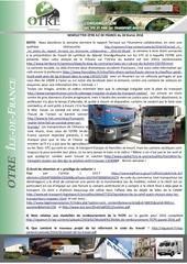 news otre idf 18 fevrier 2016