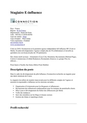 Fichier PDF oconnection stagiaire e influence