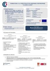 pacte fiche programme 1er sem 2016