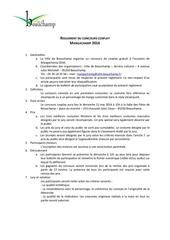 Fichier PDF reglement du concourscosplay mangachamp 2016