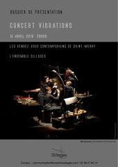 dossier de pre sentation concert vibrations