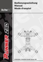 manual runner 250