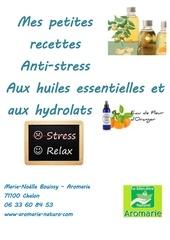 mes petites recettes anti stress