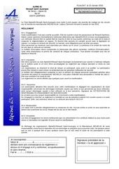 Fichier PDF reglement ext