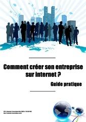 Fichier PDF e book comment creer son entreprise sur internet