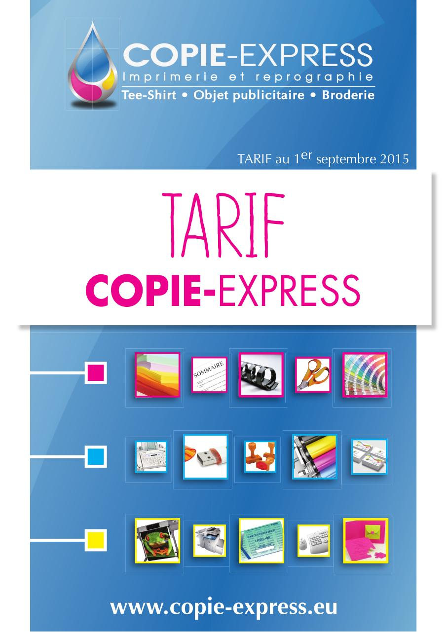 Aperçu du document catalogue copie express.pdf - page 1/16