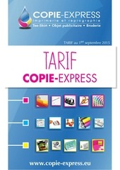 catalogue copie express