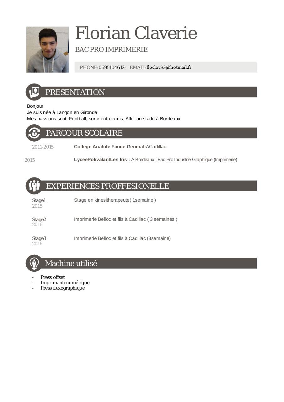 Aperçu du document cv Florian Claverie.pdf - page 1/1