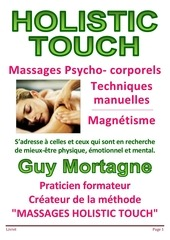 massages holistic touch 2015