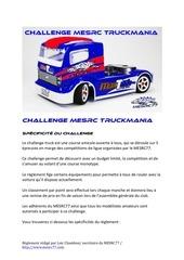 reglement challenge truckmania vf02