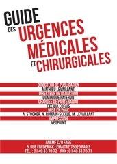 guide des urgences medicales et chirurgicales anemf 2014