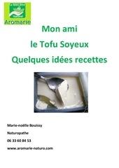 mon ami le tofu soyeux