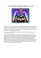 Fichier PDF 5 tibetains