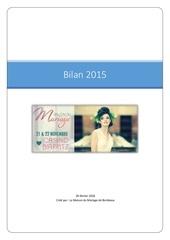 bilan 2015 smb