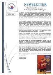 newsletter speciale arbitrage 1