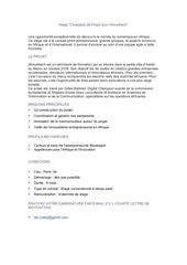 Fichier PDF stage