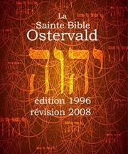 bible ostervald 2008