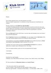 fiche projet kt a tdc 2016