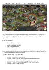pdf techniques tournois