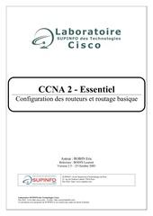 ccna 2 essentiel