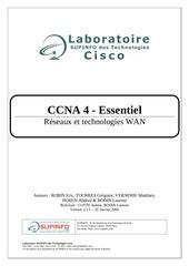 ccna 4 essentiel 1