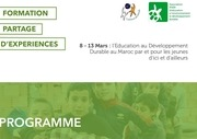 programme formation 8 13 mars