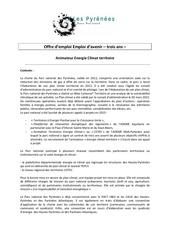 Fichier PDF fiche de poste parc national des pyrenees