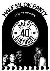 friday birthday 40 years old sven