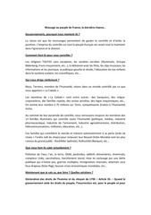 Fichier PDF message au peuple de france la derniere chance tract