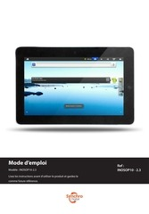 tablette 10 mode d emploi android 2 3 inosop10 2 3