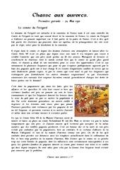 Fichier PDF chasse aux aurores